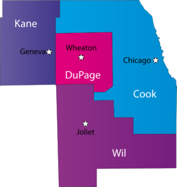 Illinois Counties